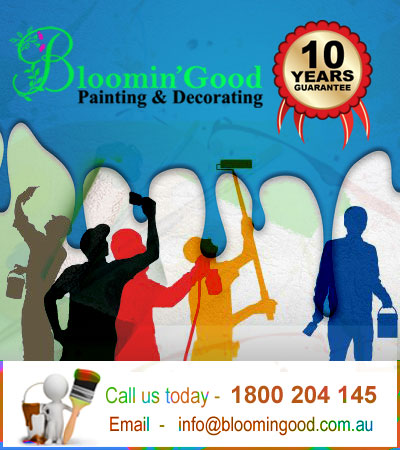 Painters Abbotsford by Bloomin'Good Painting
